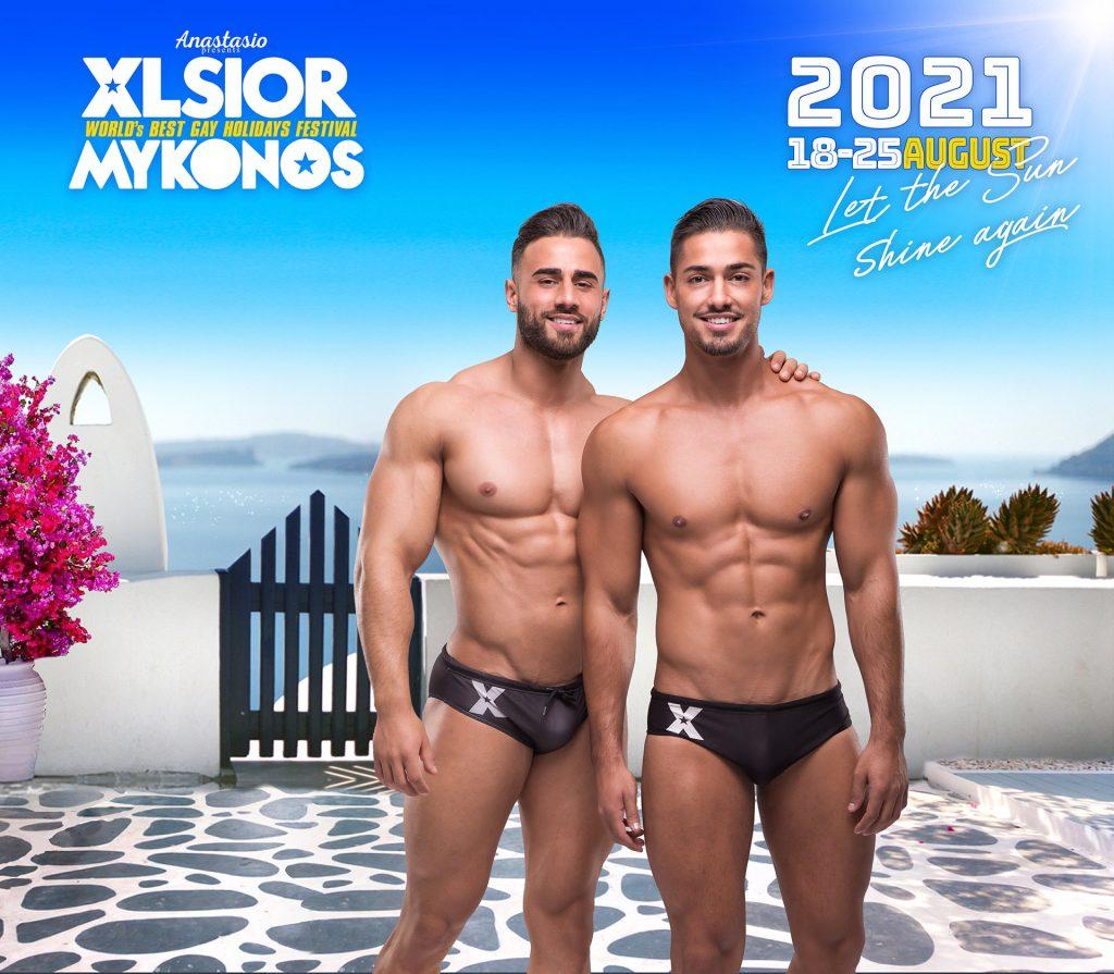 XLSIOR FESTIVAL MYKONOS | 18-25 AUGUST 2021
